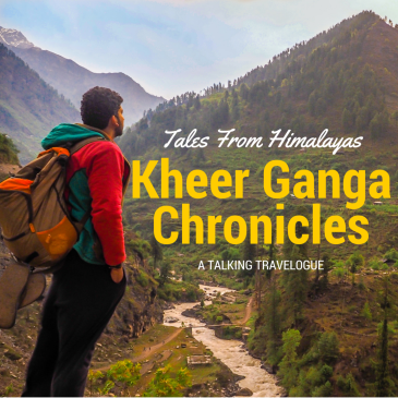 Kheer Ganga Trek Video Blog